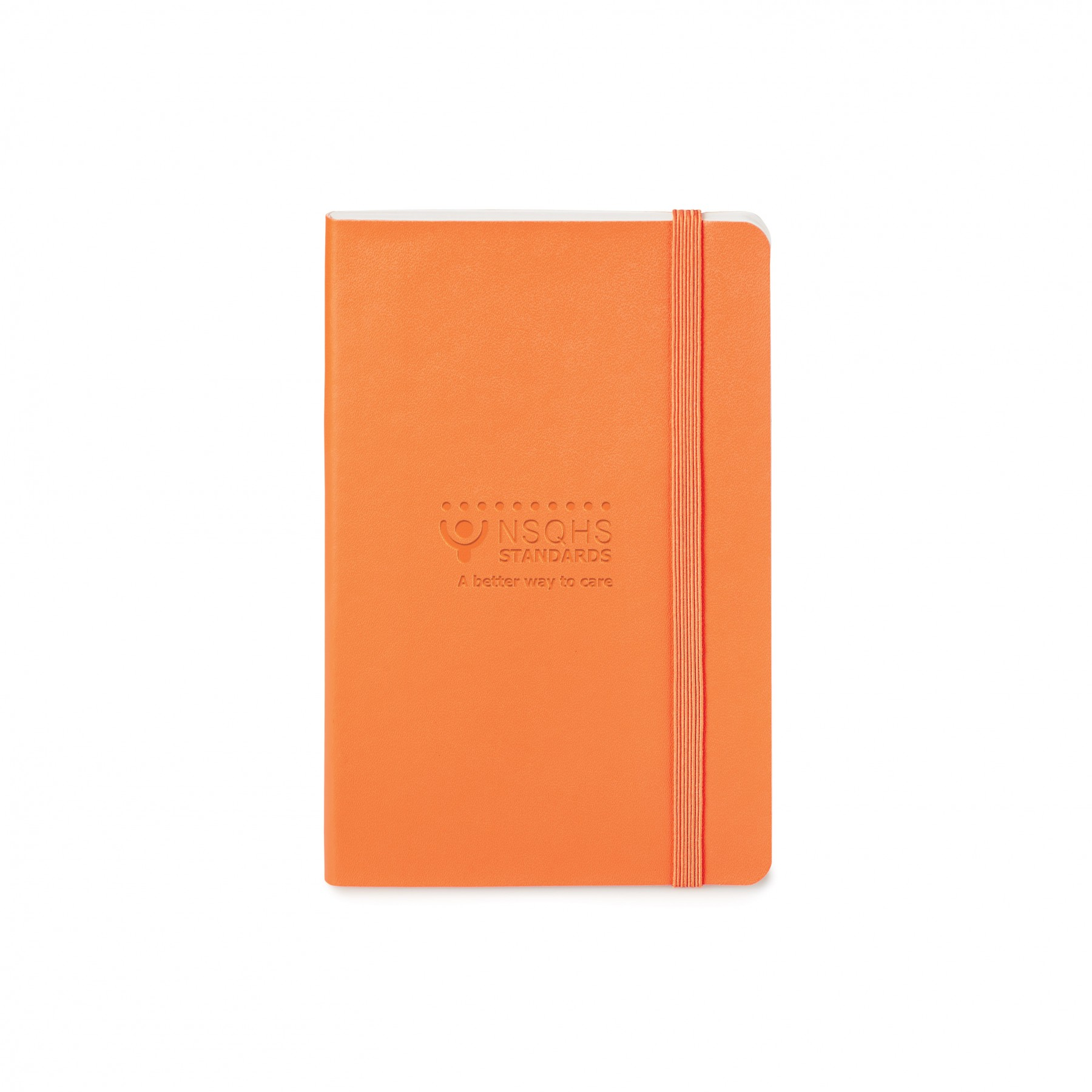 Neoskin Soft Cover Junior Journal, ST4258, Debossed Logo