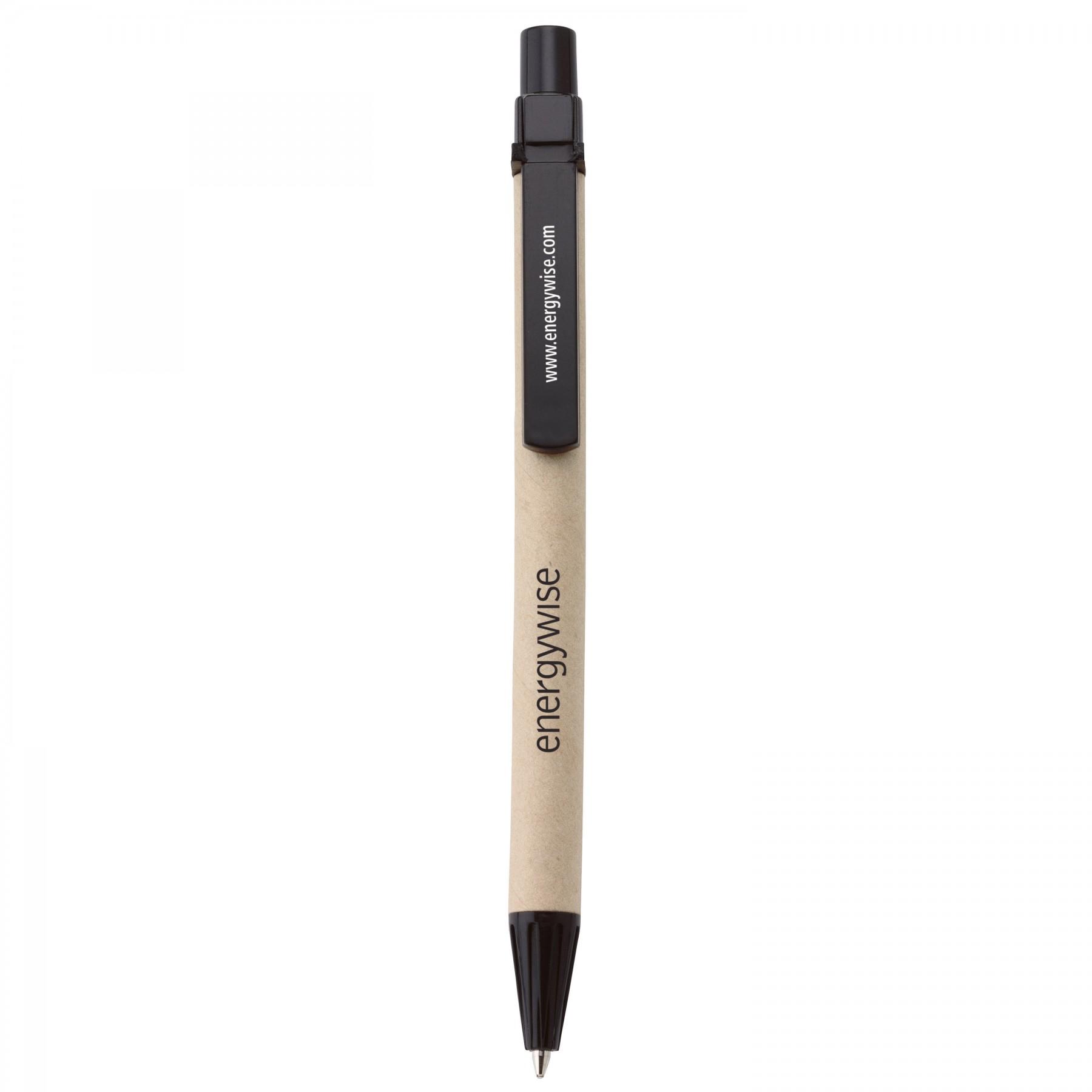 Ecologist Ballpoint Pen, EC1090, One Colour Imprint