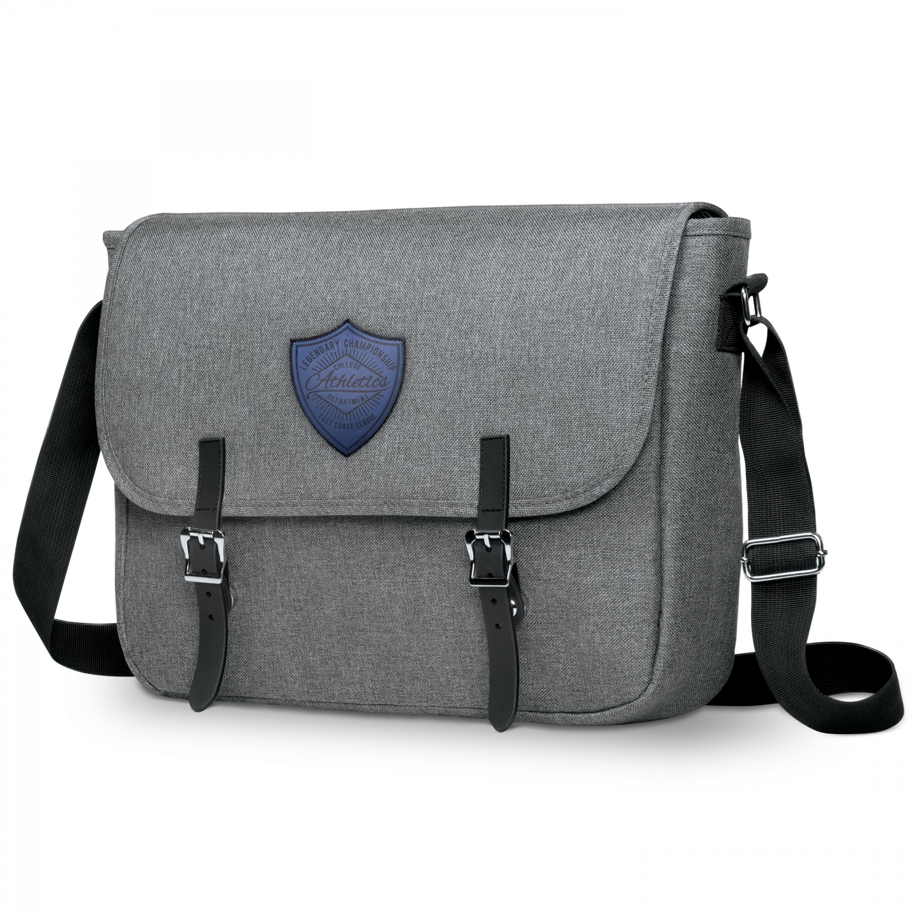 Nomad Must Haves Messenger, BG400, One Colour Imprint