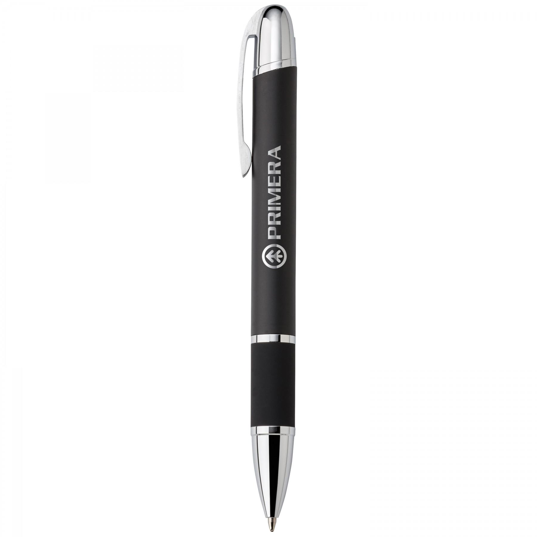 Trent Ballpoint Pen - Shiny Laser Imprint (G3144)