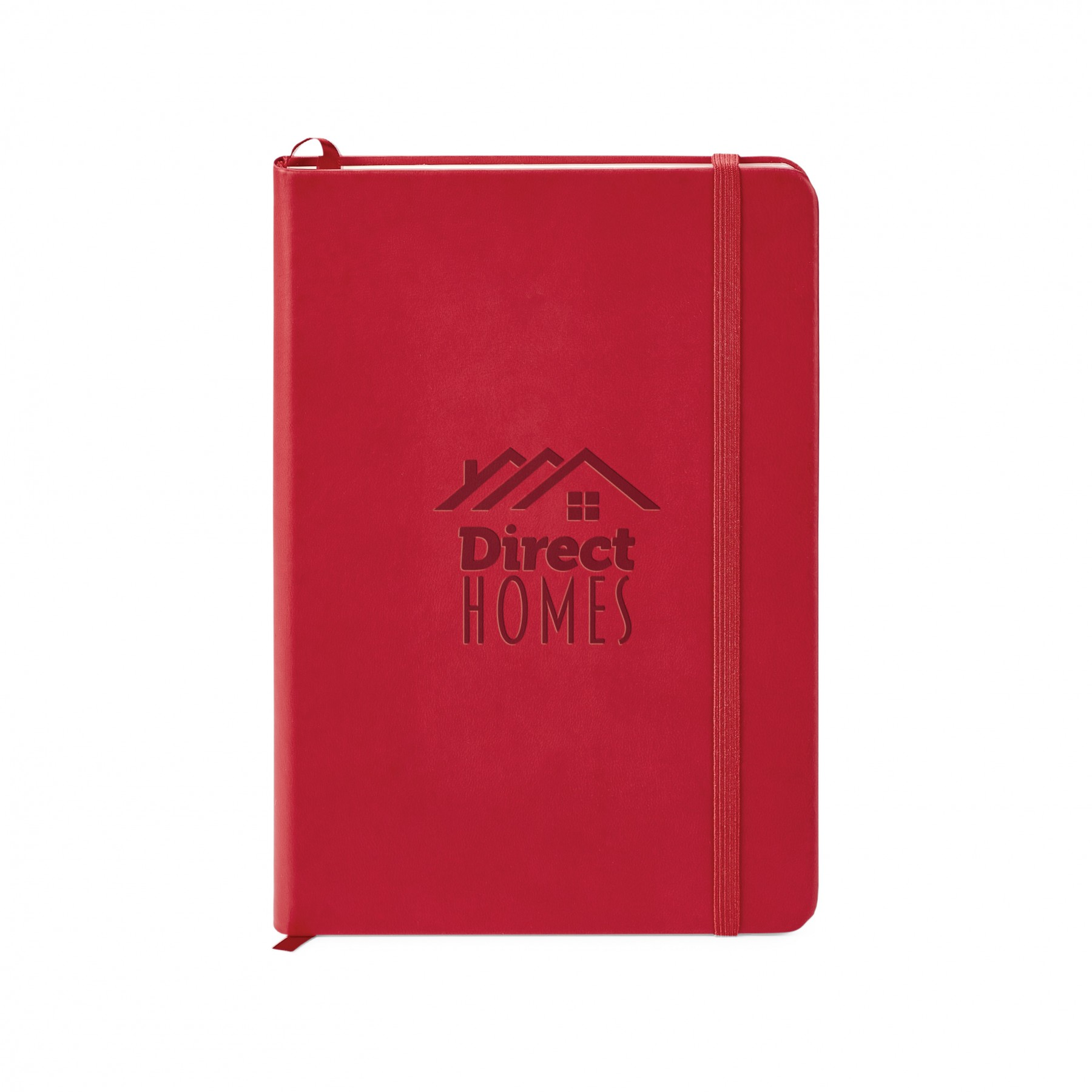 Donald Hard Cover Journal, ST4177, Debossed Logo