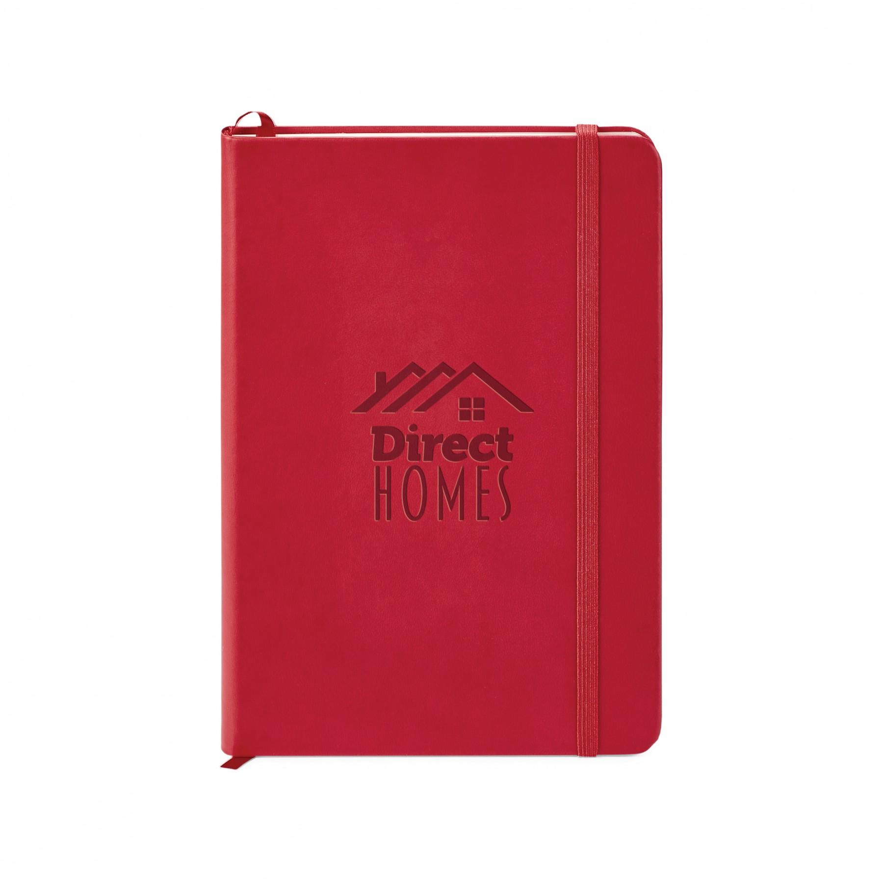 Donald Hard Cover Journal - Debossed Imprint (ST4177)