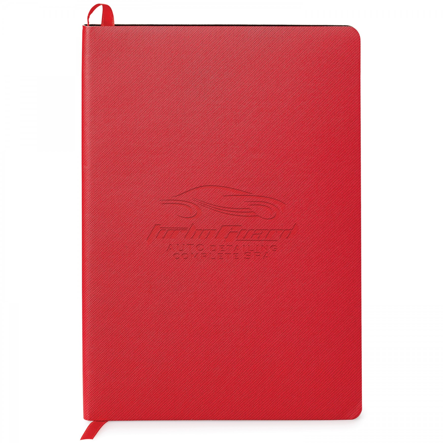Milana Soft Cover Journal, ST4181, Debossed Logo