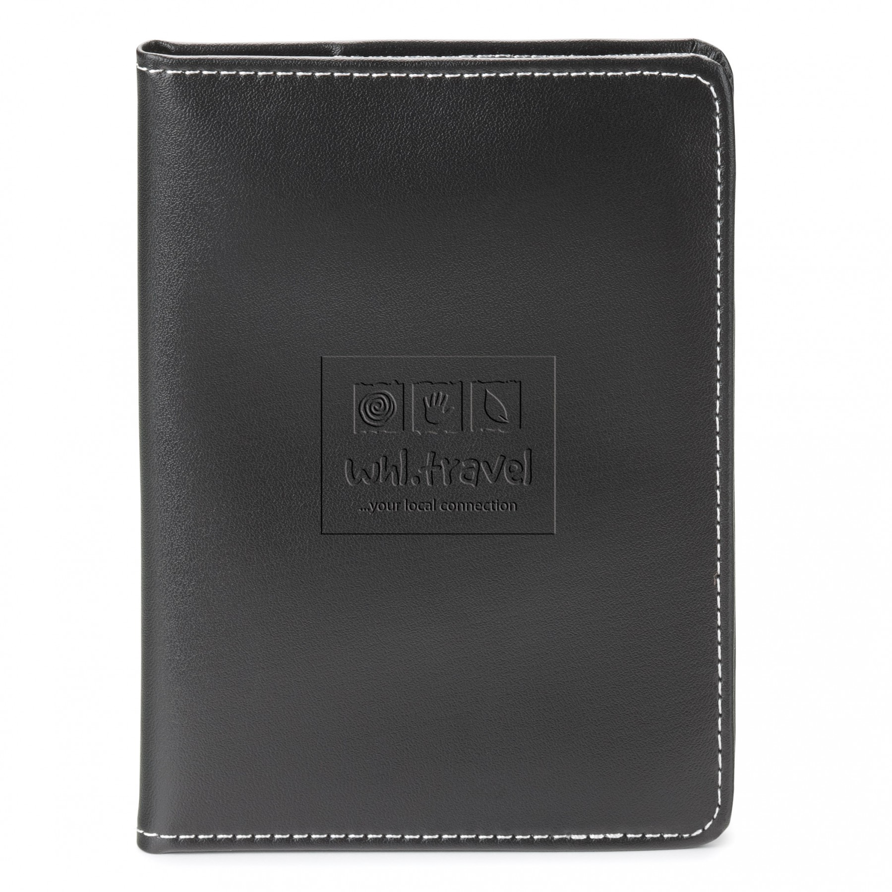 Bradford Passport Holder - Debossed Imprint (ST131)