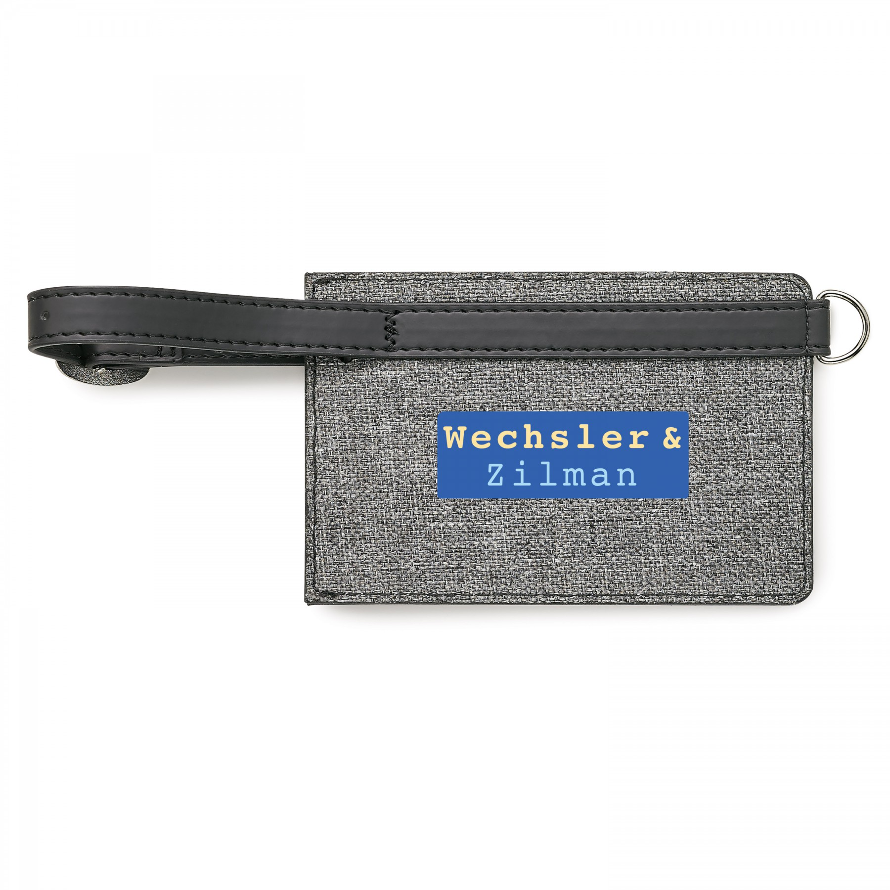 Nomad Luggage Tag, G530, Full Colour Imprint