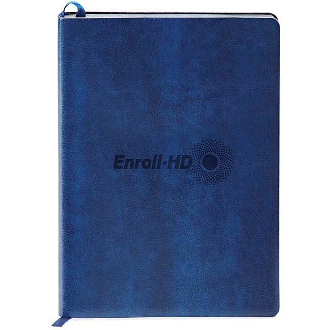 Fabrizio Soft Cover Journal, ST4171, Debossed Logo