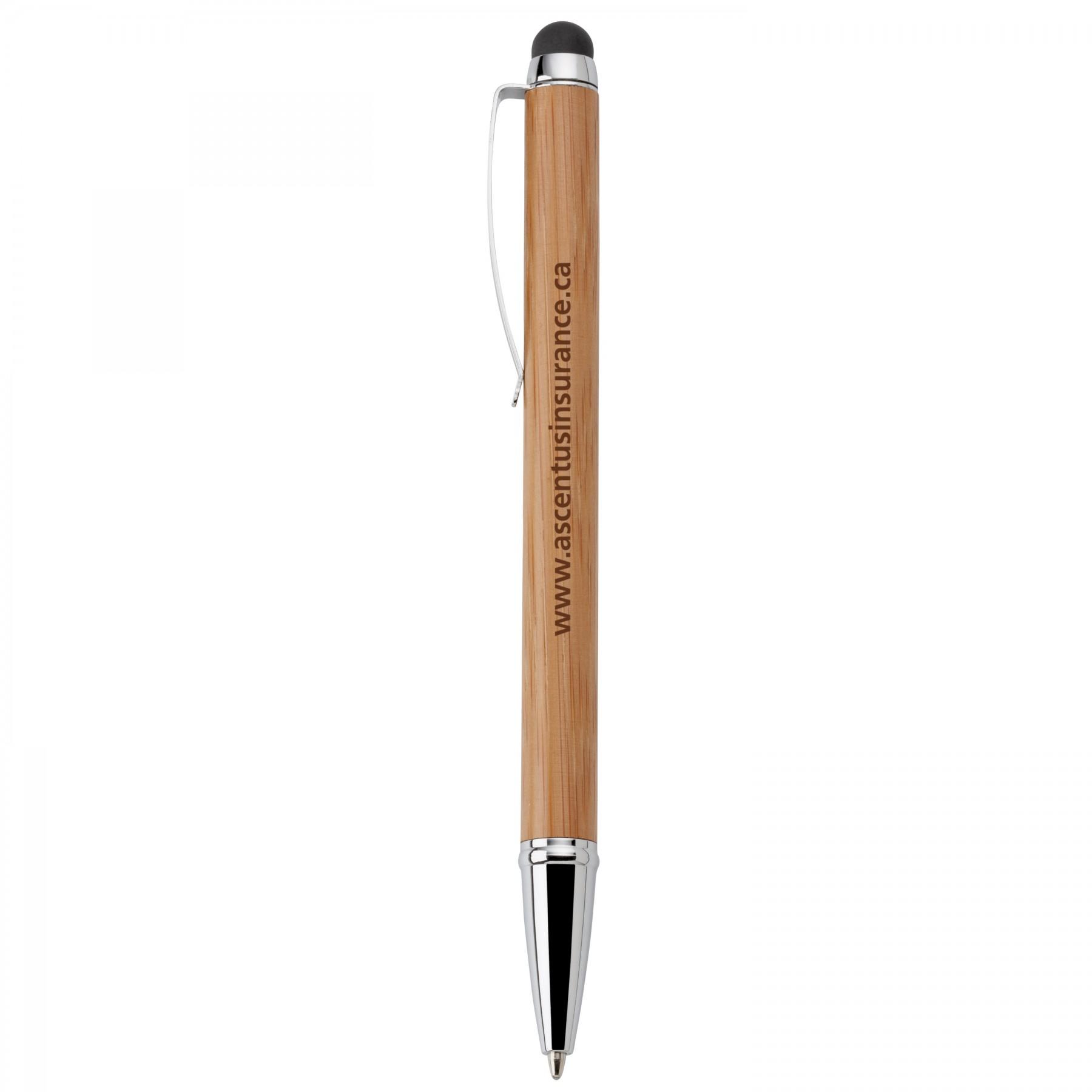 Asia Mini Pen/Stylus, EC127, Laser Engraved