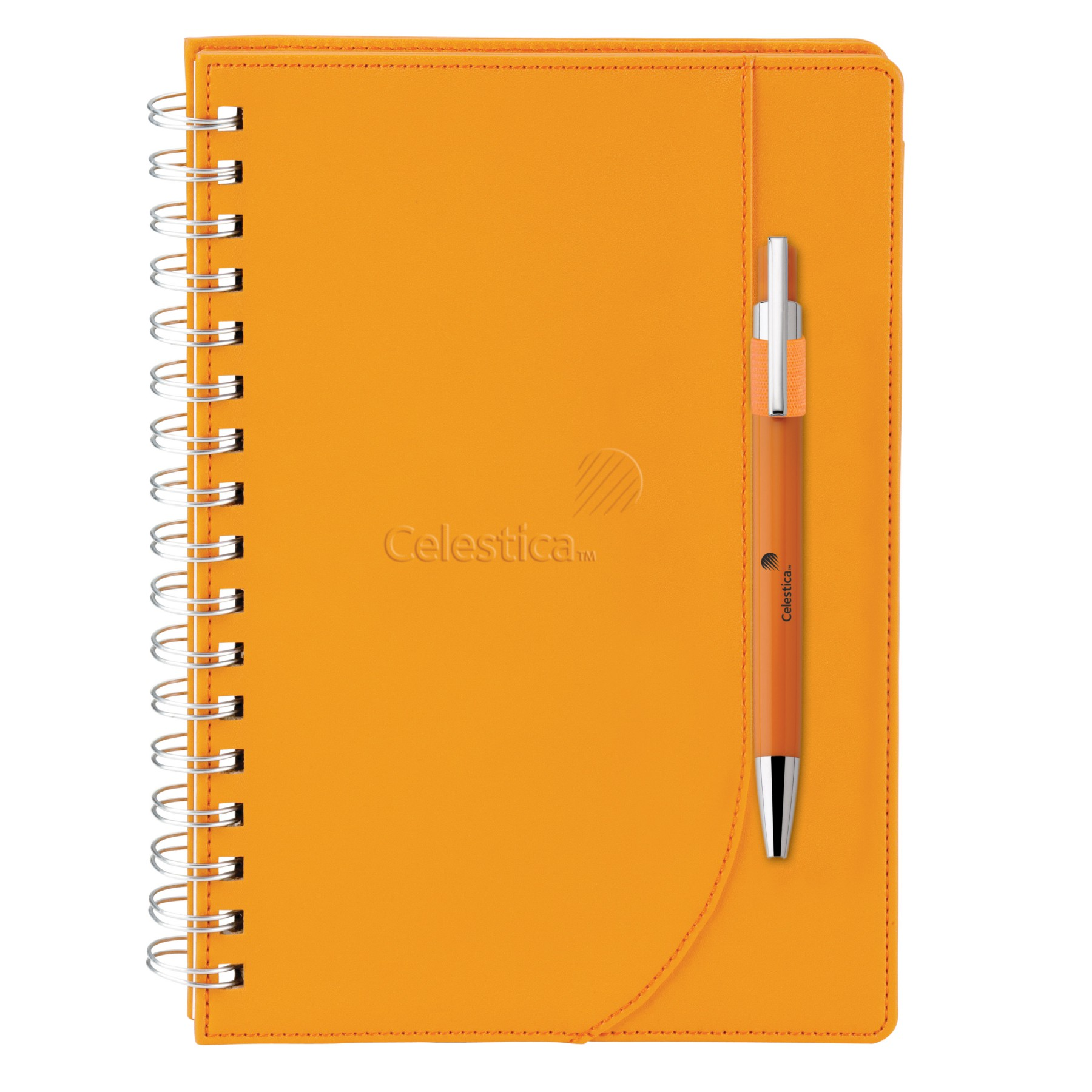 NEOSKIN; JOURNAL COMBO, ST4127, One Colour Imprint