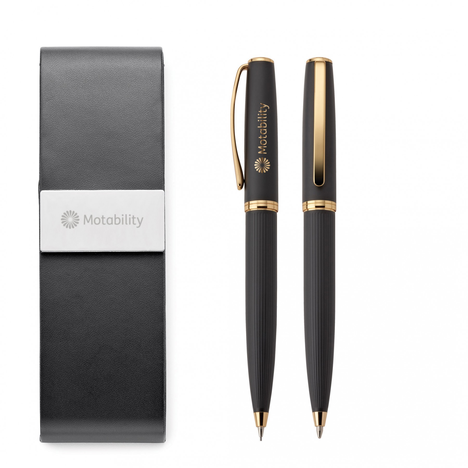 Renzo Pen & Pencil Set, G4005, Laser Imprint