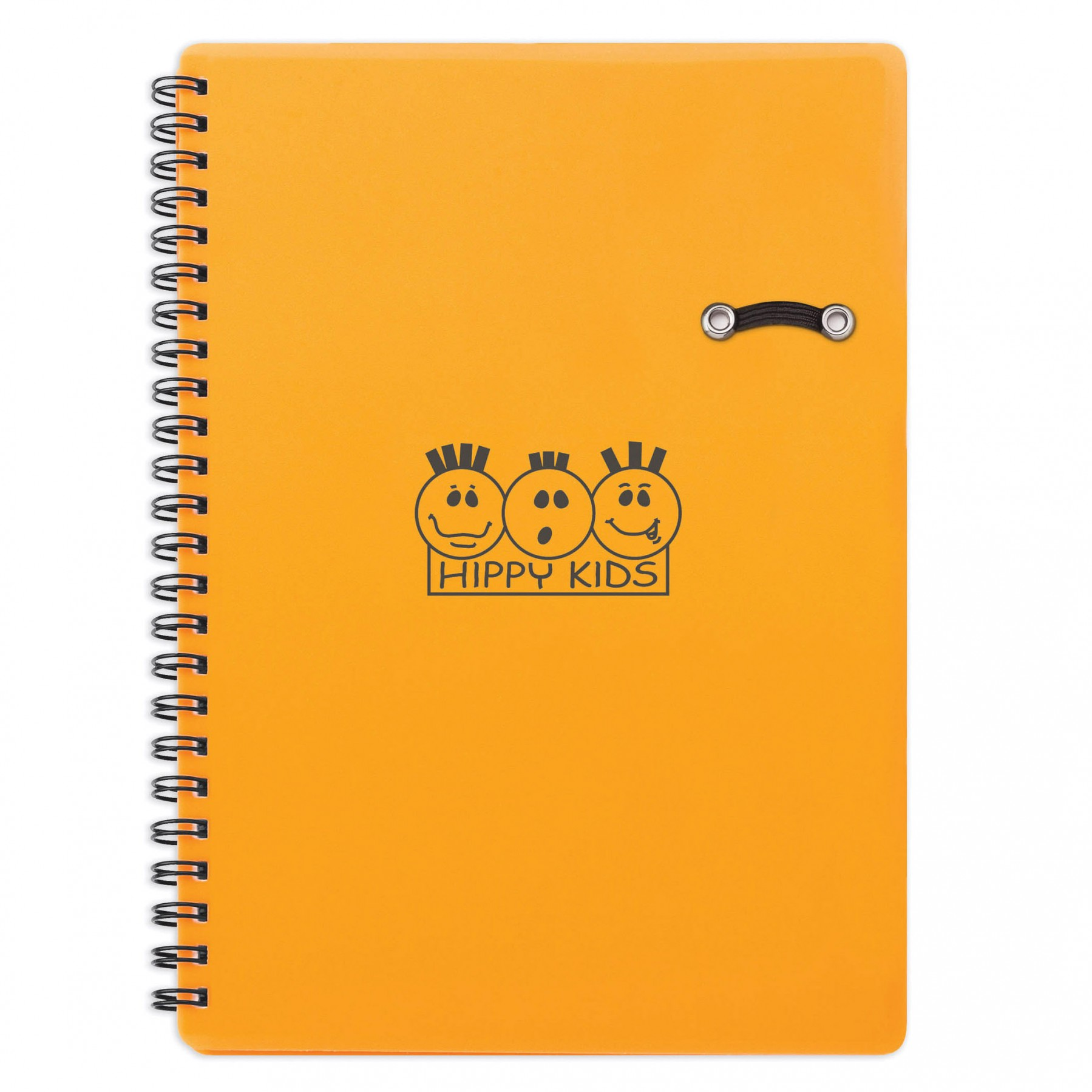 Neon Lights Notebook - 1 Colour Imprint (ST3108)
