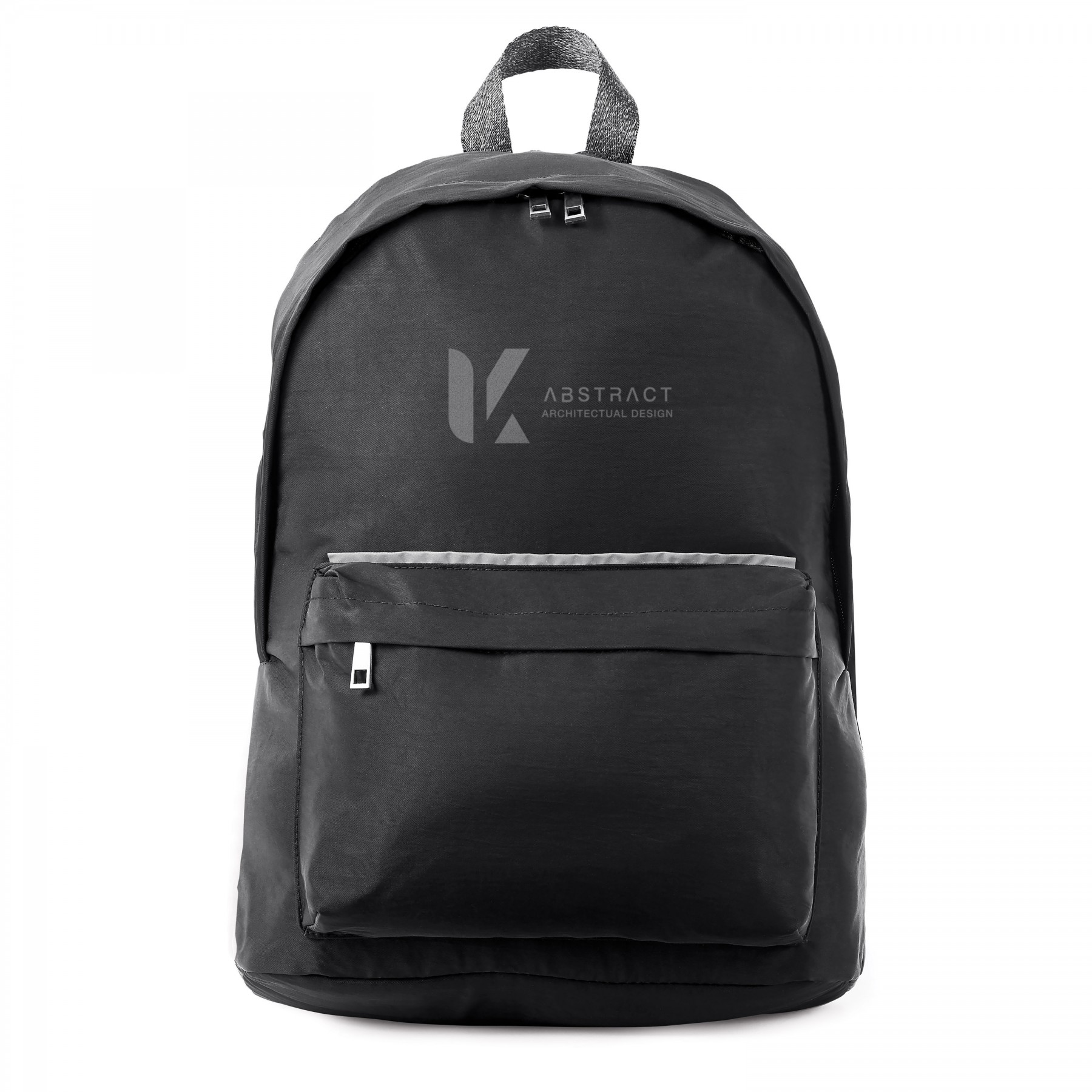 Athleisure Backpack, BG111, One Colour Imprint