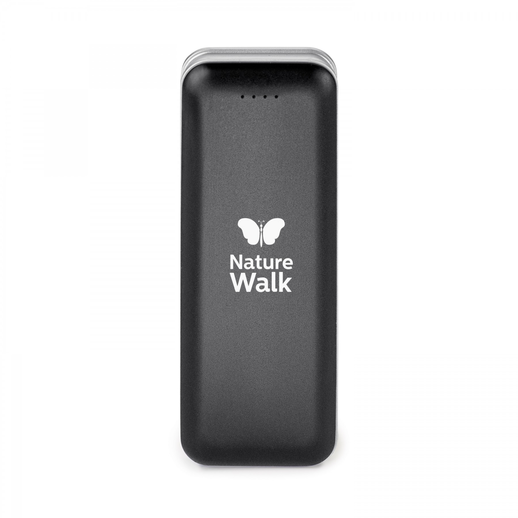 MISSION 4,000 mAh UL CERTIFIED POWER BANK, T1026, Laser Engraved