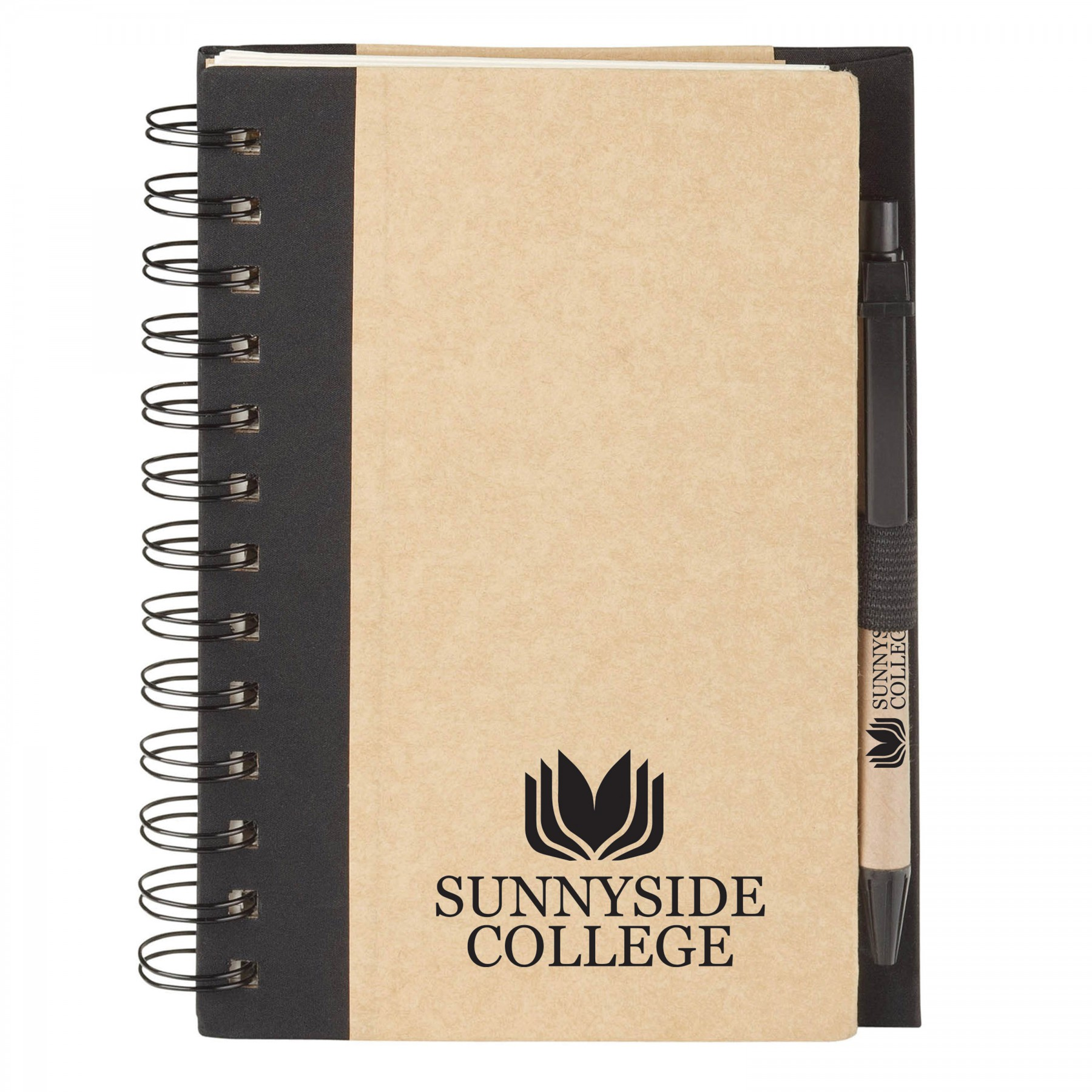Tristan Notebook Combo - 1 Colour Imprint (EC3159)