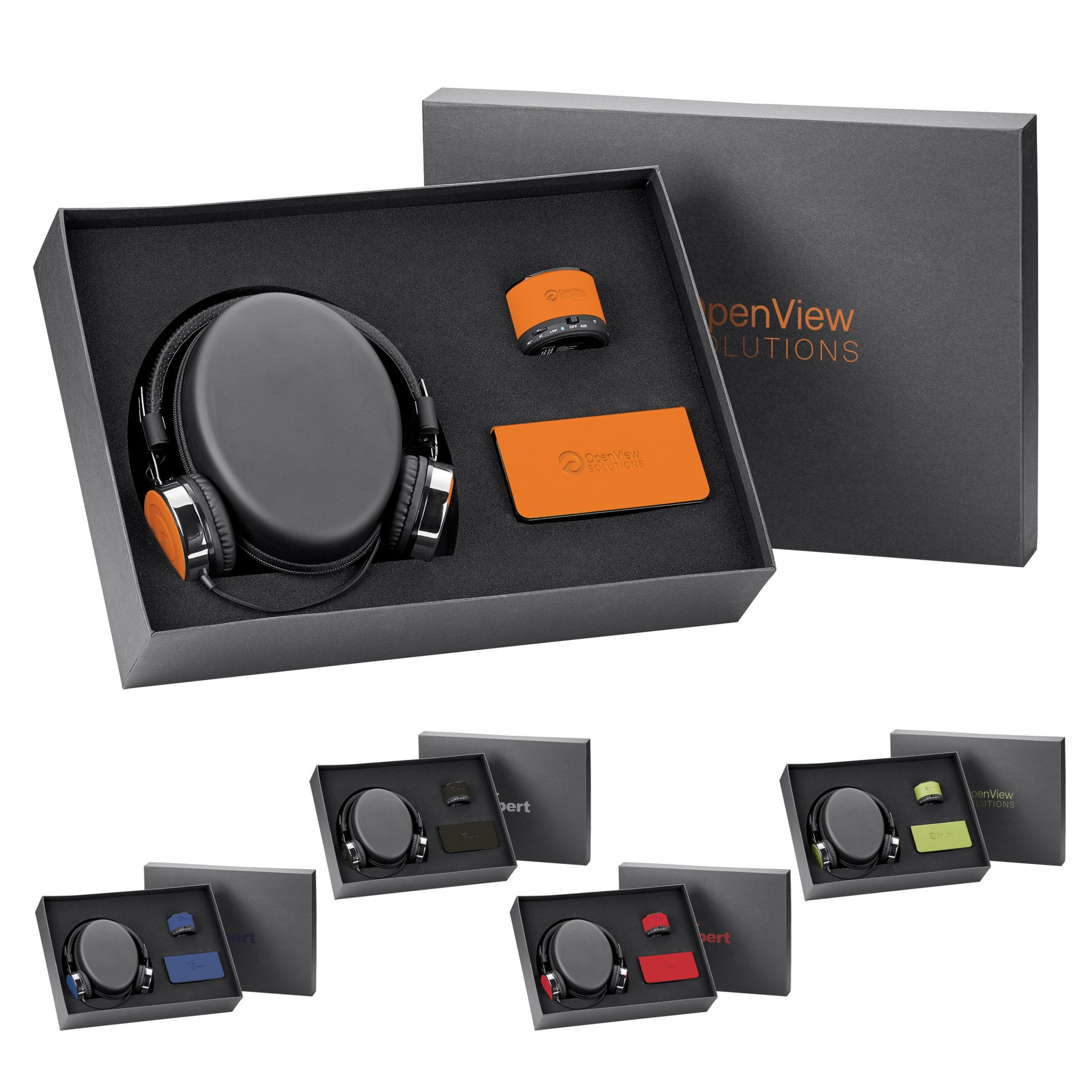 3-Piece Gift Set, GF1032, Debossed Logo