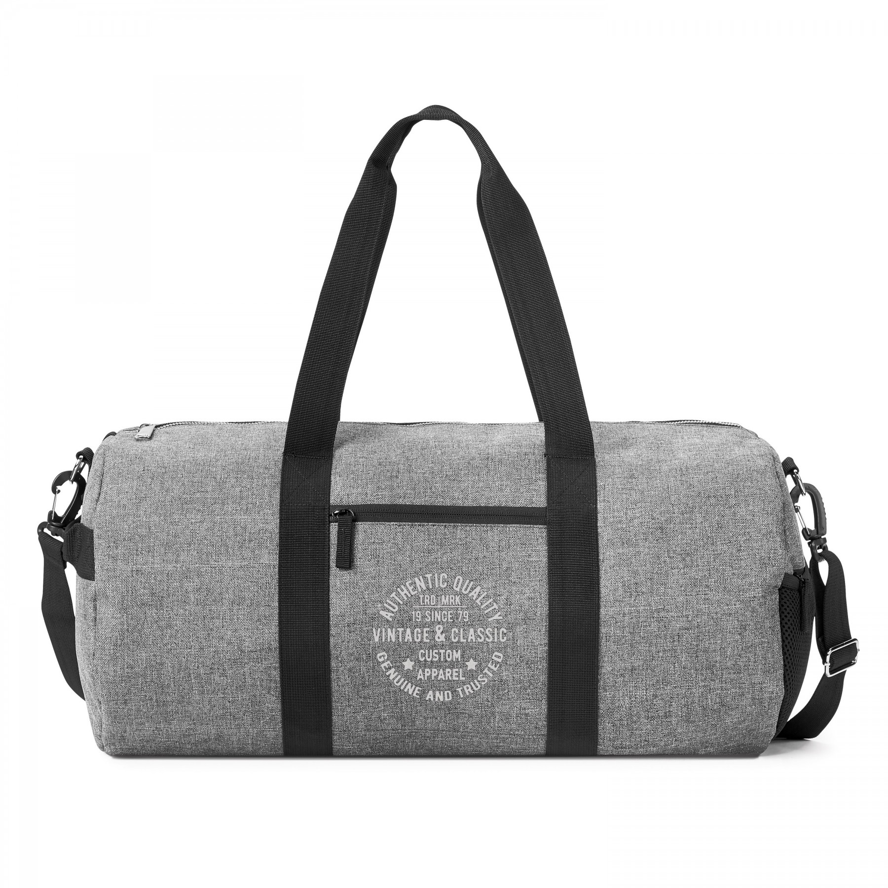 Nomad Must Haves 30l Round Duffle, BG205, One Colour Imprint