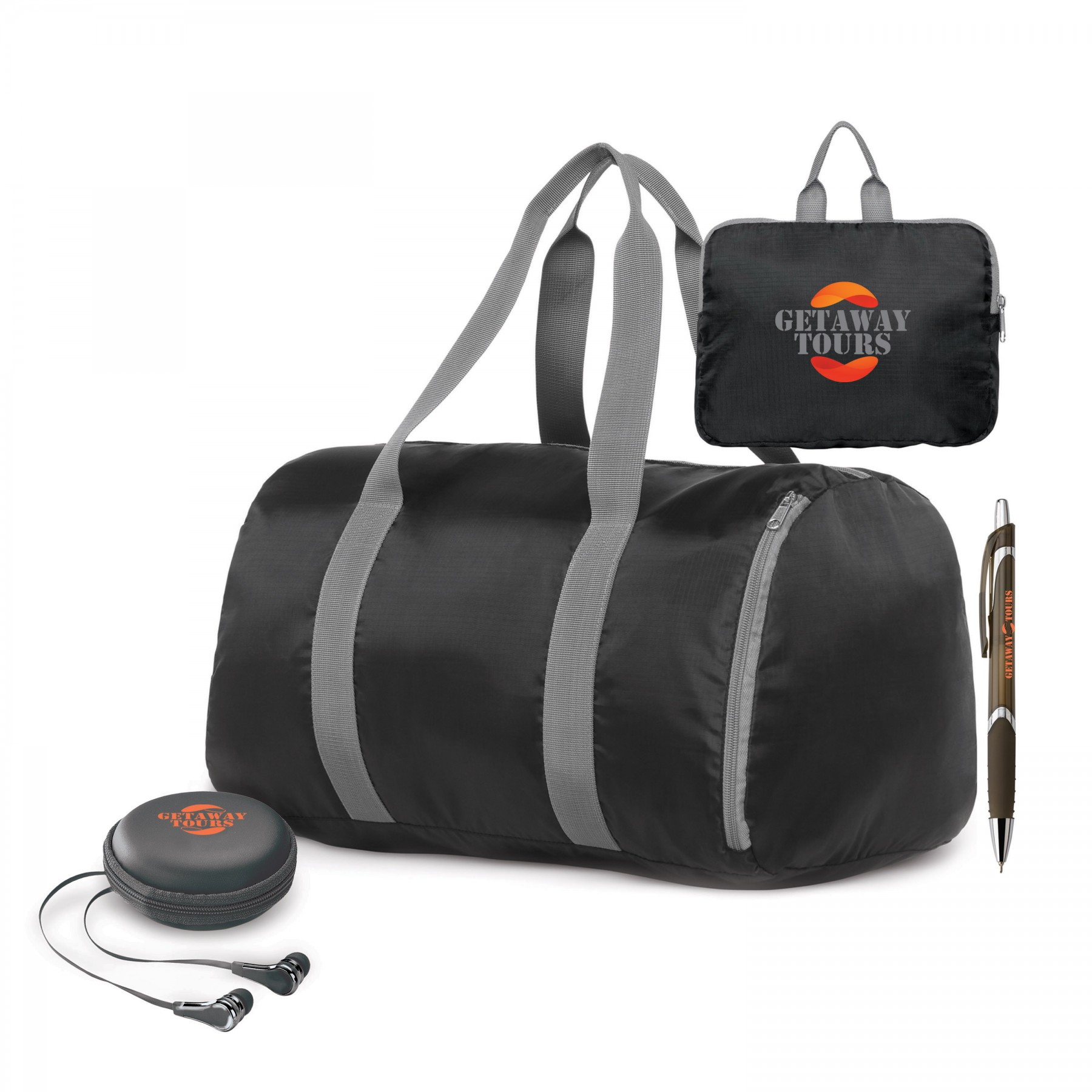 Make It Pop Duffle Bundle, BB106, One Colour Imprint