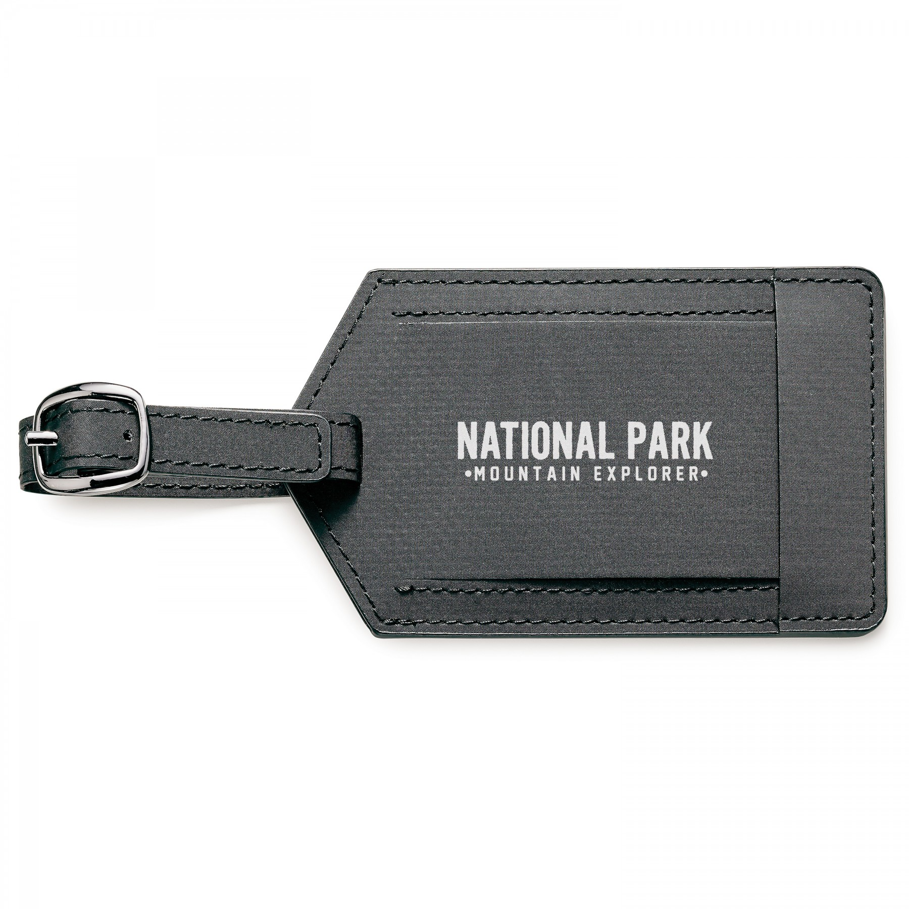 Wild Luggage Tag, G531, One Colour Imprint