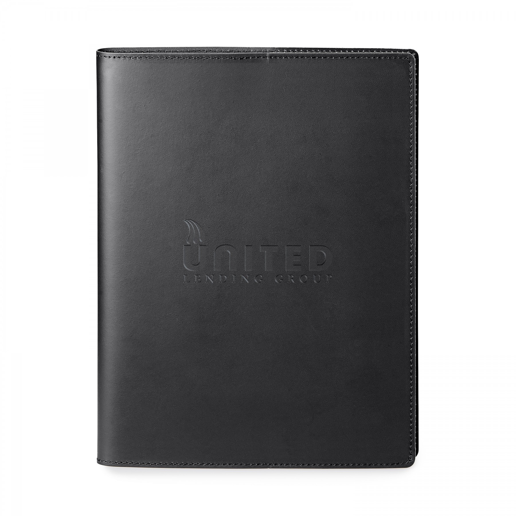 Giuseppe Di Natale Refillable Leather Journal - Debossed Imprint (ST603)
