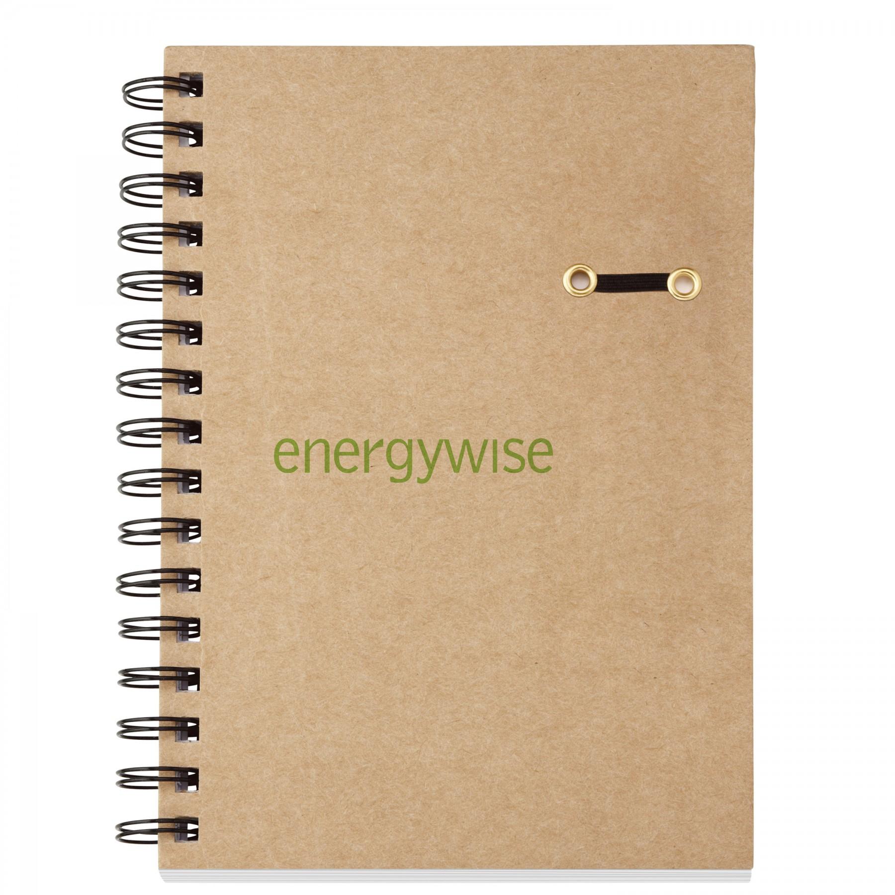 Eco Notebook - 1 Colour Imprint (EC3050)