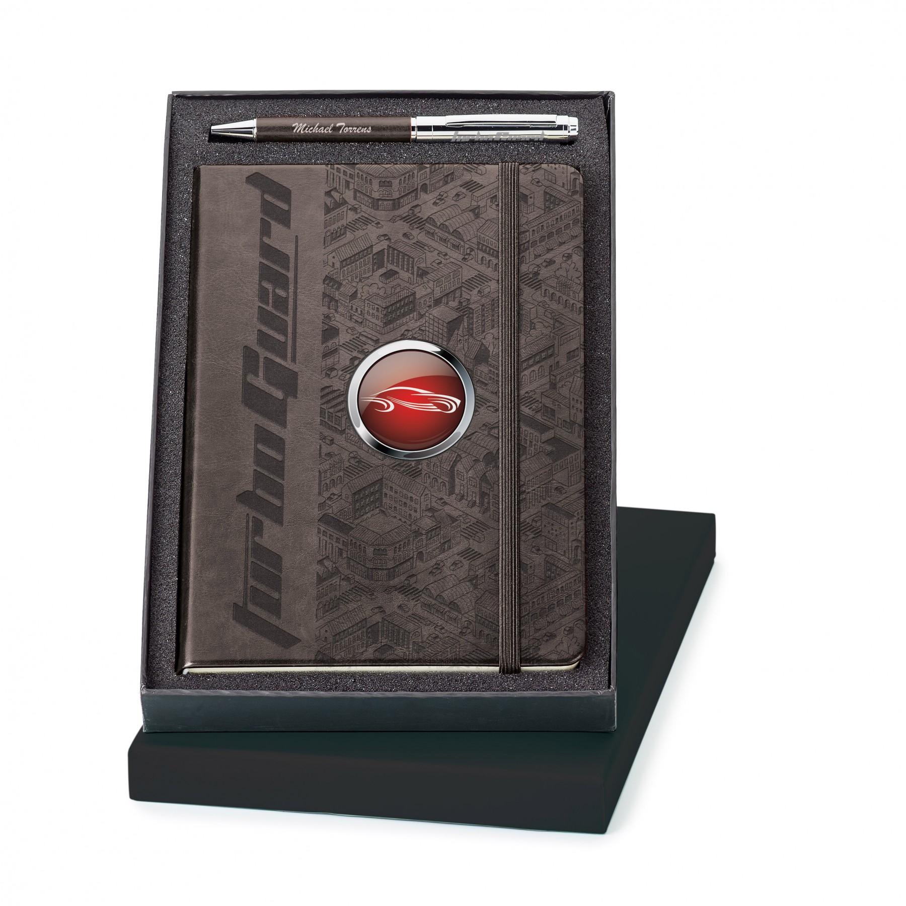 2-Piece Gift Set Multi-Branded Gift Set, GF4149, Laser Imprint