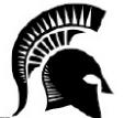Spartan Stock Temporary Tattoo