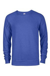 size 40 33a3f 4ab1a Delta Fleece Unisex French Terry Crewneck Sweatshirt - 97100 - IdeaStage  Promotional Products