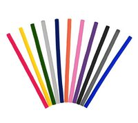 Silicone reusable Straw - Straight