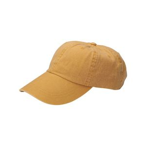 Washed Pigment Dyed Washed Cotton Twill Cap - 7601 - IdeaStage Promotional  Products 358c26a26e62