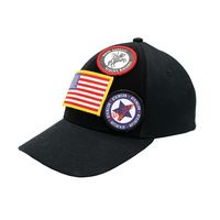 Patch Friendly Cotton Twill Cap