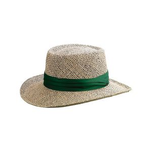 Gambler Shape Straw Hat - 8001CNT - IdeaStage Promotional Products c6582fc6b7f2