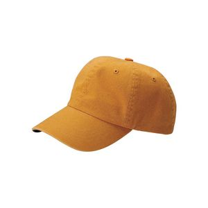 Unstructured Normal Dyed Washed Cotton Twill Cap w  hook   loop Closure -  7636 - IdeaStage Promotional Products 631ee2c1a419