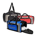 Deluxe Shoe Storage Duffel Bag