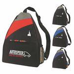 Custom Large Sling Backpack