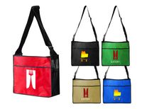 Messenger Shoulder Tote