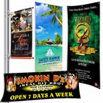 13 Oz. Vinyl Digitally Printed Banner- Per Square Foot