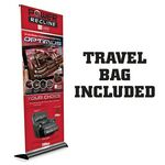 Custom Premium Single Side 2'X8' Retractable Banner Stand