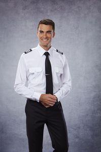 83594866a75 Men s Van Heusen Aviation Long Sleeve Pilot Shirt - 13V5007 - IdeaStage  Promotional Products