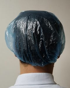 Surgical cap, PE material