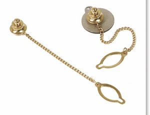 4bc482f6e34d Tie Tack Pin Back - A25 - IdeaStage Promotional Products