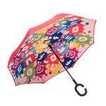 Custom The Dali Full Digital Custom Car Umbrella