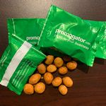 Premium Individually Wrapped Peanuts With 1 Color Logo Or Message Double Sided Included