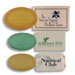 Custom Boxed Rosemary, Cedar & Thyme Glycerine Soap - 3 Oz.