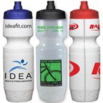 Custom Bottle Bike 24 oz. Bike Bottle w/One Way Valve Cap
