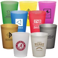 Frosted Cup 16 Oz.