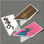CLIP - KKSS - KeepaKlip - Custom Full Color Logo Stainless Steel paper clip