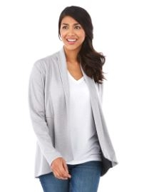 Women's Equinox Knit Blazer Jacket, #98613 - Embroidered