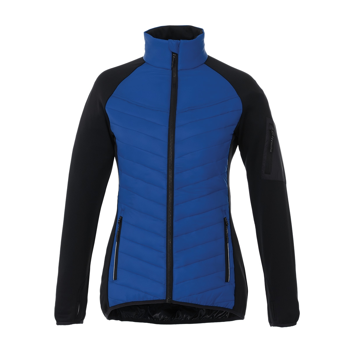Banff Hybrid Insulated Women's Jacket, #99602 - Embroidered