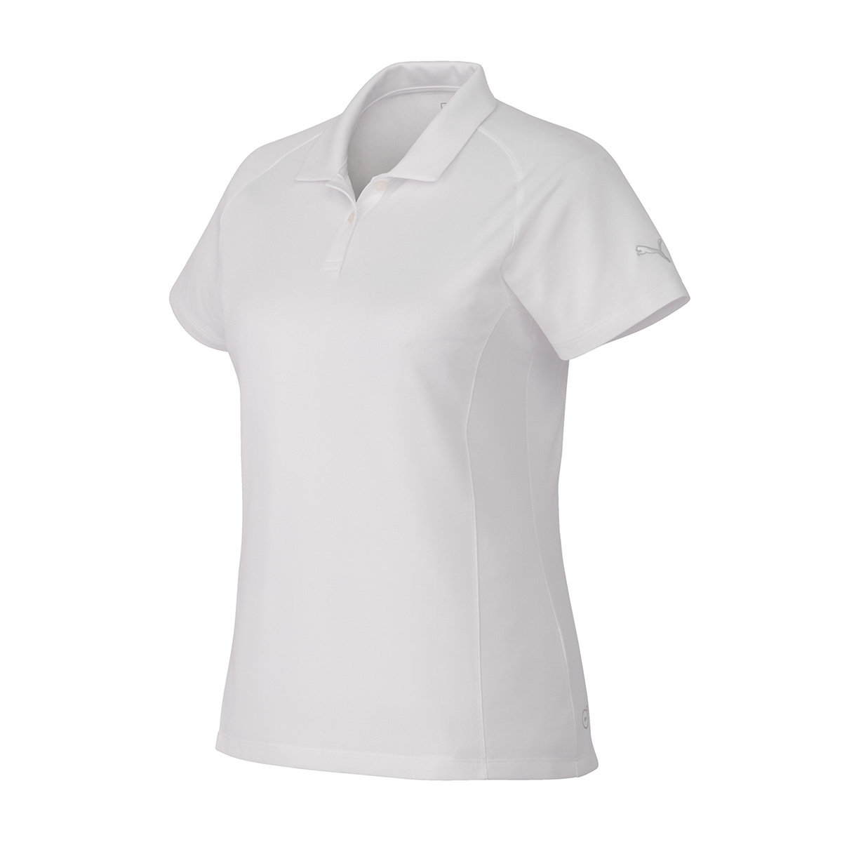 Puma ESS Short Sleeve Women's Polo Shirt, #96816 - Embroidered