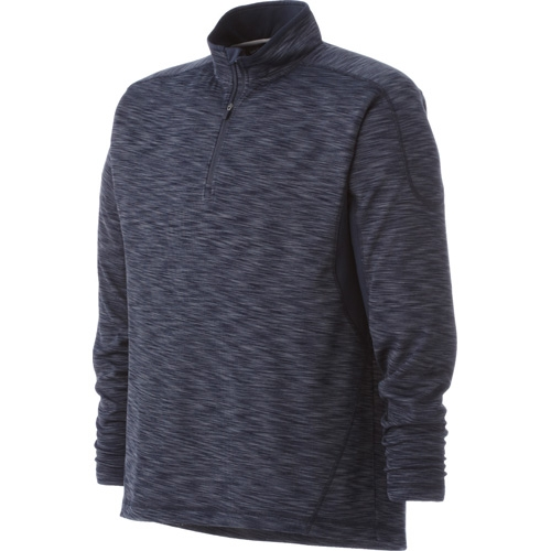 Yerba Knit Quarter Zip Men's Shirt, #17894 - Embroidered