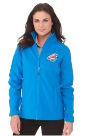 Maxson Softshell Women's Jacket, #99534 - Embroidered